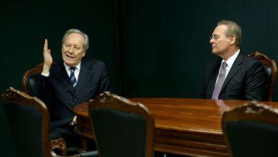 """Photo of Renan diz no STF que Senado não terá voto em """"função do que a família quer"""""""