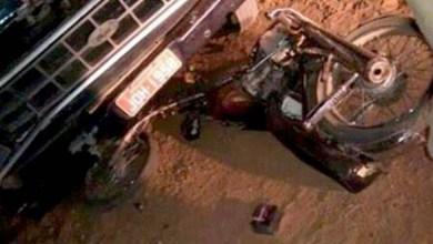 Photo of Chapada: Jovem morre em colisão no município de Ruy Barbosa