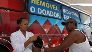 Photo of Chapada: Atendimento móvel do Hemoba realizará coleta em Itaberaba