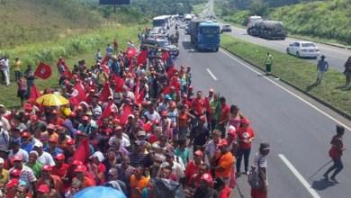 Photo of Bahia: MST acampada em Salvador e diz que ação é para denunciar golpe