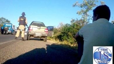Photo of Chapada: PRF prende foragido da Justiça na região do município de Palmeiras