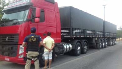 Photo of Chapada: Motorista de caminhão é detido bêbado pela PRF na região de Seabra