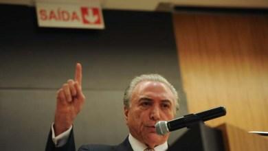 Photo of Temer sanciona lei que altera regras do setor elétrico com 17 vetos