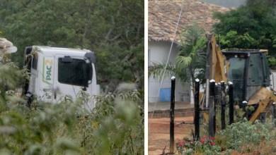 Photo of Chapada: Máquinas do PAC são utilizadas por funcionário de prefeitura de Morro do Chapéu