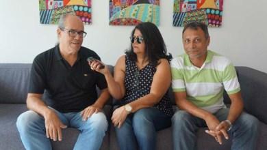 Photo of Chapada: Pré-candidatura de Aroldo Moreira tem apoio de Daniel Almeida e Álvaro Gomes em Itaberaba