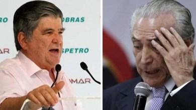 Photo of Em nota, Machado reafirma que Temer pediu recursos para campanha de Chalita