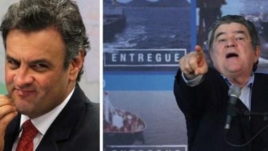 Photo of Machado diz que repassou R$ 1 milhão para candidatura de Aécio à presidência da Câmara