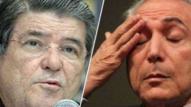 Photo of Sérgio Machado diz que repassou propina a mais de 20 políticos:  'Pro Michel eu dei'