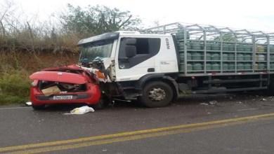 Photo of Chapada: Duas pessoas morrem em acidente entre os municípios de Macajuba e Ruy Barbosa