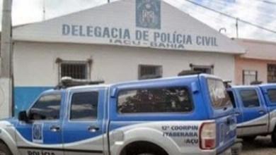 Photo of Chapada: Presos fogem por buraco em parede de delegacia no município de Iaçu
