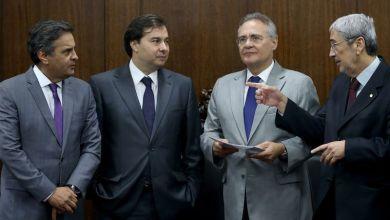 Photo of Eleição de Rodrigo Maia reaproxima Câmara do Senado, diz Renan Calheiros