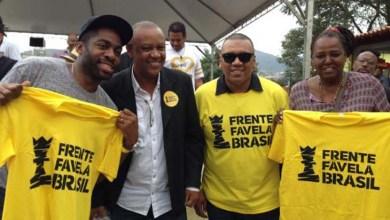 Photo of Movimentos negro e de periferia lançam partido Frente Favela Brasil