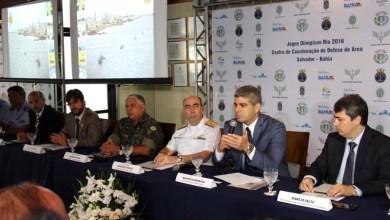 Photo of Governo investe R$ 7 milhões na segurança para Jogos Olímpicos