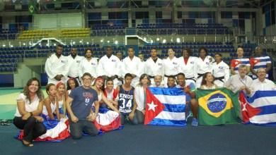 Photo of Atletas de Cuba fazem apresentação para estudantes da Bahia