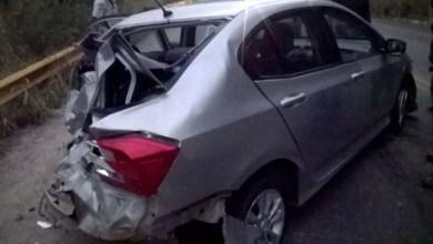 Photo of Chapada: Jovem perde controle de automóvel e colide com paredão em Jacobina
