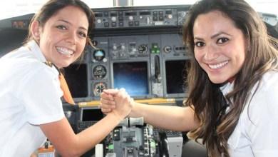 Photo of Mundo: Passageiros se recusam a pegar avião pilotado por mulheres em Miami
