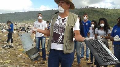 Photo of Chapada: Estudantes de Itaberaba realizam debate sobre lixo eletrônico