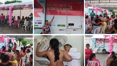 Photo of Chapada: Governo estadual leva programa contra o câncer de mama para Boa Vista do Tupim