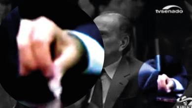 Photo of #Impeachment: Pó branco no Senado durante fala de Dilma chama a atenção de internautas; veja o vídeo