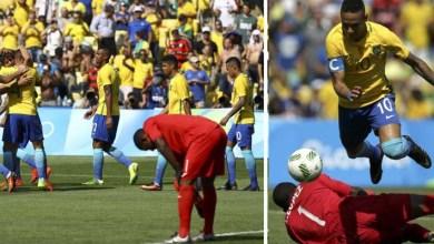 Photo of #Rio2016: Neymar faz o gol mais rápido da história das Olimpíadas e Brasil faz 6 em Honduras
