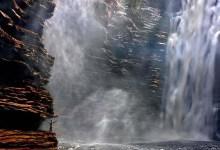 Photo of #Chapada: Parque Natural do Espalhado em Ibicoara, onde fica a Cachoeira do Buracão, reabre para visitantes