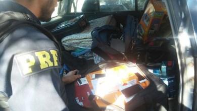 Photo of Bahia: Dois homens são presos com mercadorias roubadas de caminhão dos Correios