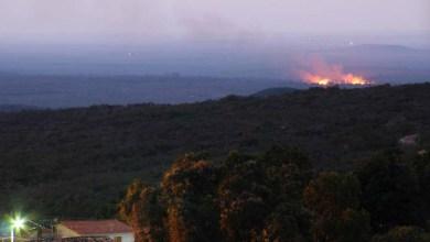Photo of Chapada: Internautas alertam para foco de incêndio na região de Igatu; brigadas não confirmam