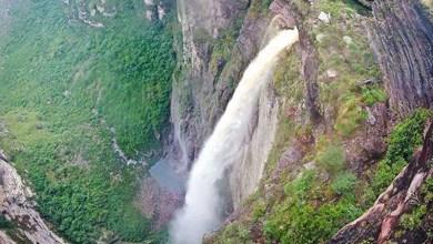 Photo of Chapada: Cachoeira da Fumaça entre as cinco mais altas do Brasil; confira imagens