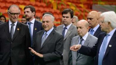Photo of Michel Temer pede e não é anunciado na abertura da Rio 2016