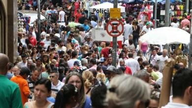 Photo of IBGE aponta que o Brasil já tem mais de 206 milhões de habitantes