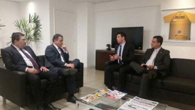 Photo of Rui Costa solicita ao Ministério dos Esportes apoio para centro de canoagem