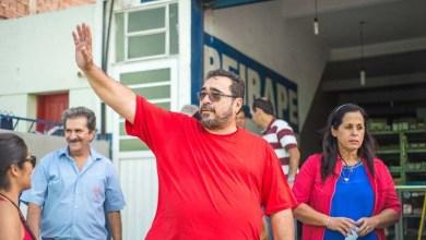 Photo of Chapada: Candidato a prefeito em Jacobina inicia corpo-a-corpo com eleitores