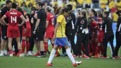 Photo of #Rio2016: Brasil é derrotado por Canadá e fica em quarto no futebol feminino