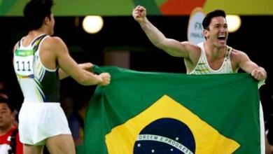 Photo of #Rio2016: Diego Hypólito e Nory são prata e bronze no solo da ginástica artística