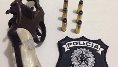 Photo of Chapada: Homem é preso por porte ilegal de arma em Itaberaba