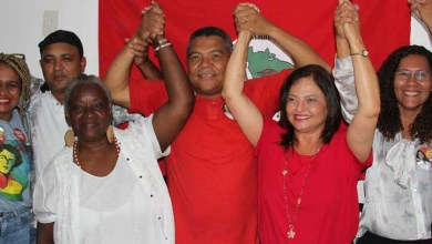 Photo of Salvador: Movimentos sociais fazem ato de apoio à Alice Portugal e Maria del Carmen