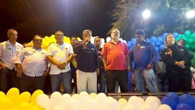 Photo of Chapada: Dodinha recebe deputados, reúne multidão e realiza ato político em Iramaia