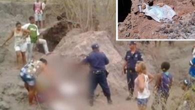 Photo of Chapada: Homem que fazia extração de areia morre soterrado em Jacobina