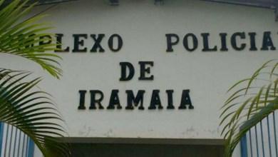 Photo of Chapada: Delegacia de Iramaia tem portas arrombadas e é invadida por bandidos