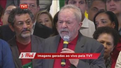 """Photo of Lula diz """"estar indignado com as coisas que estão acontecendo no país""""; confira a íntegra"""