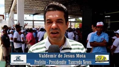 Photo of Bahia: Prefeito de Presidente Tancredo Neves tem carro atingido por tiros