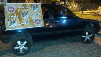 Photo of Chapada: Polícia prende homem em veículo com chassi adulterado em Ruy Barbosa