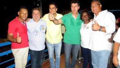 Photo of Chapada: Caminhada de Ricardo Mascarenhas é prestigiada pelo deputado Luiz Augusto