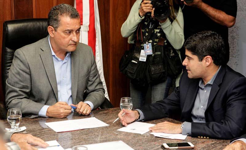 #Bahia: Justiça proíbe ACM Neto de alegar falta de ajuda do governo estadual