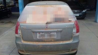 Photo of Chapada: Carro roubado é recuperado pela PRF na região de Seabra