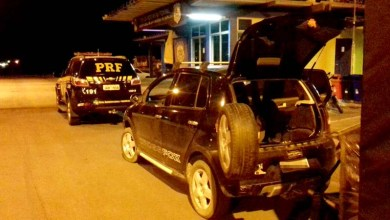 Photo of Chapada: PRF recupera veículo roubado no Distrito Federal na região de Capim Grosso