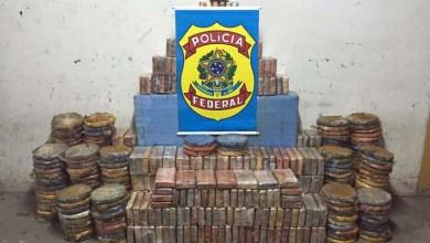 Photo of Bahia: Operação da Polícia Federal faz maior apreensão de cocaína do estado