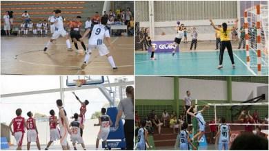 Photo of Seletiva para nova etapa dos Jogos Escolares da Juventude acontece até domingo