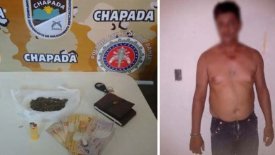 Photo of Bahia: Polícia prende traficante de drogas no município de Ipupiara