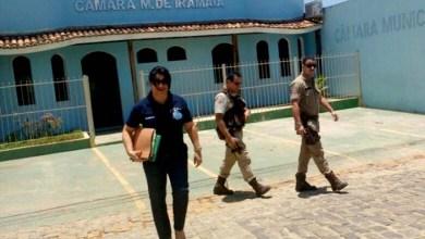 Photo of Chapada: Câmara de Vereadores de Iramaia é alvo de operação da Polícia Civil